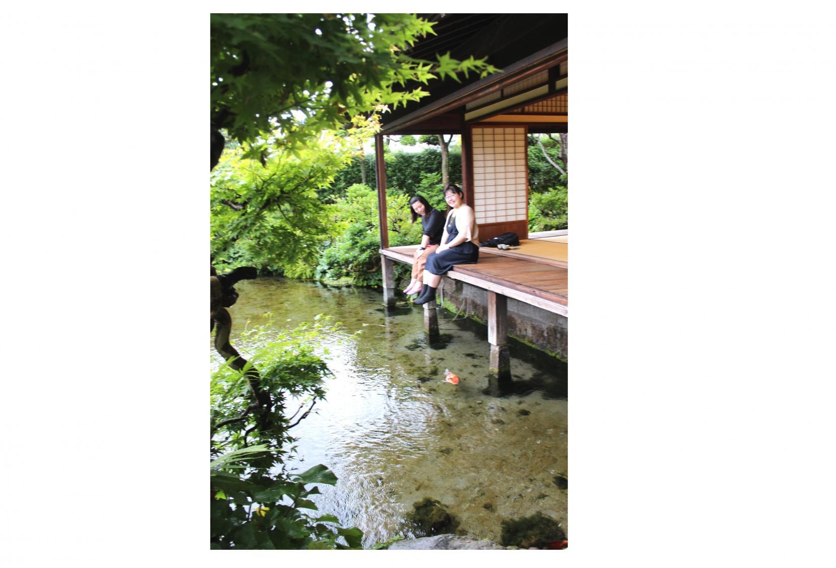 湧水庭園 四明荘-0