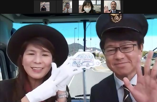 オンラインバスツアー 【お土産は温泉!? 3つの世界遺産巡り&島原鉄道の日本で一番海に近い駅へ】-0