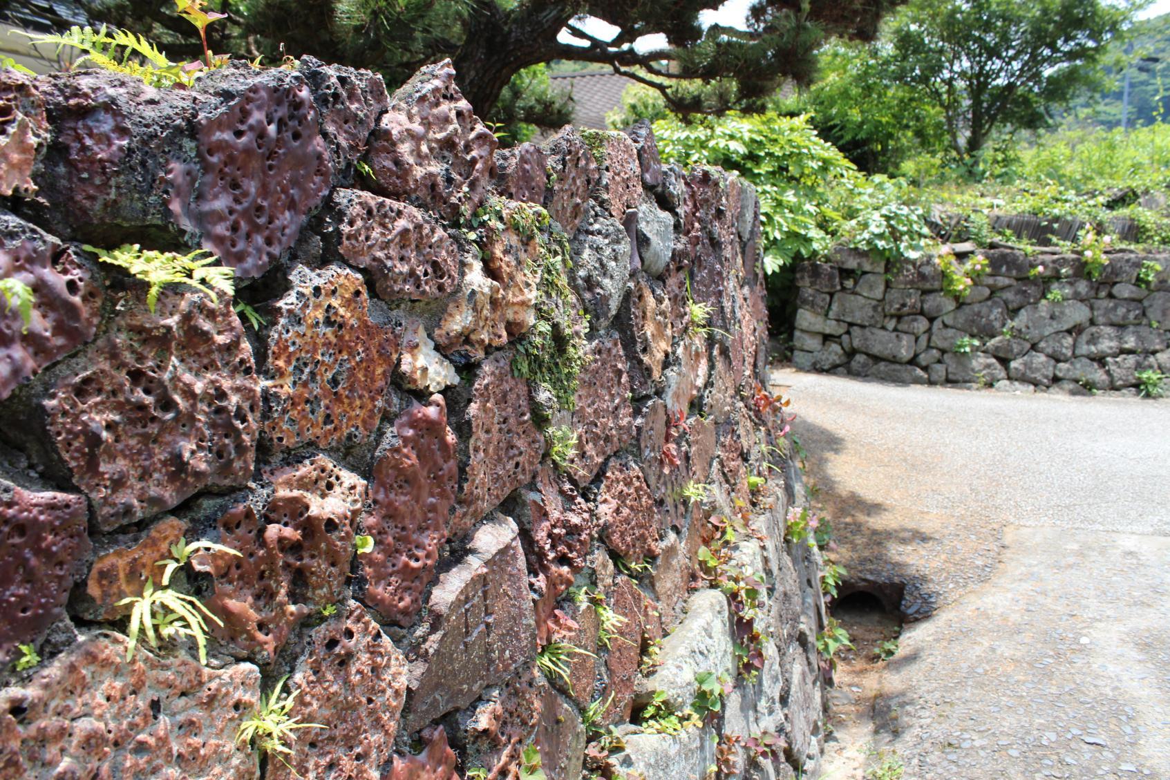 トンバイ塀と馬車道-0