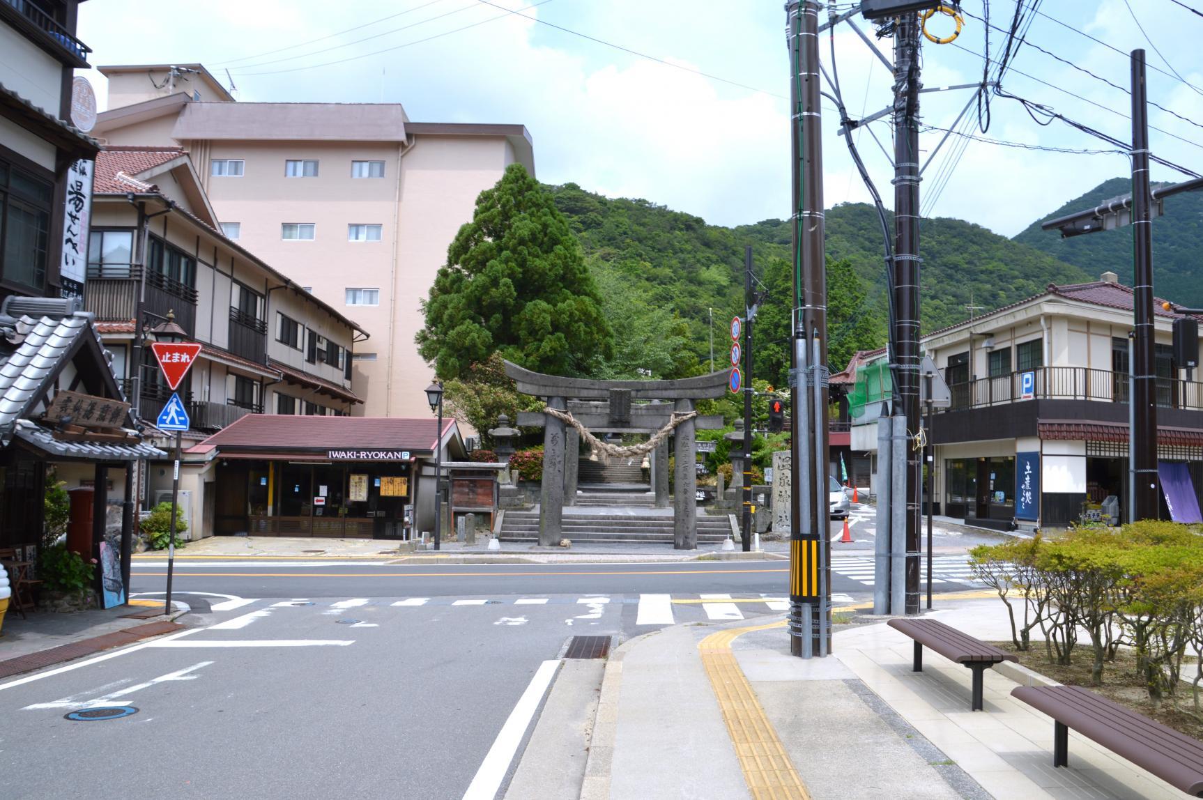 雲仙温泉神社(総本社)-0
