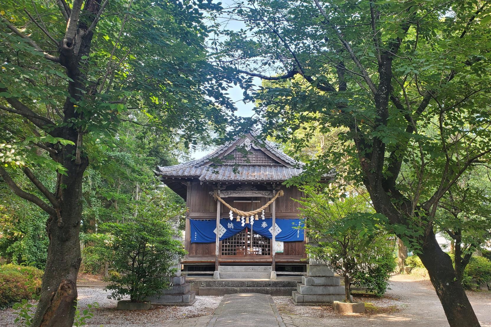 有家温泉神社-0