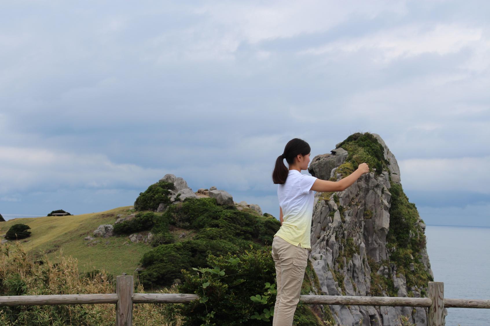 猿岩(壱岐市)-0