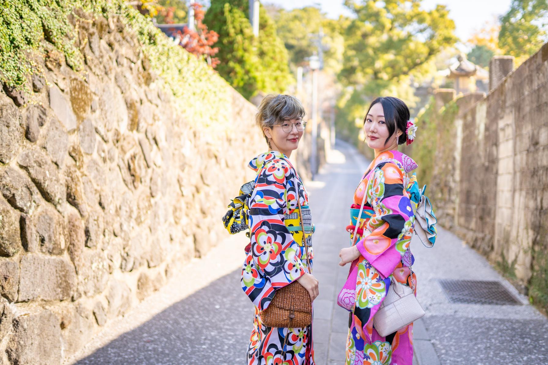坂の町・長崎では、至るところにフォトスポットが-0