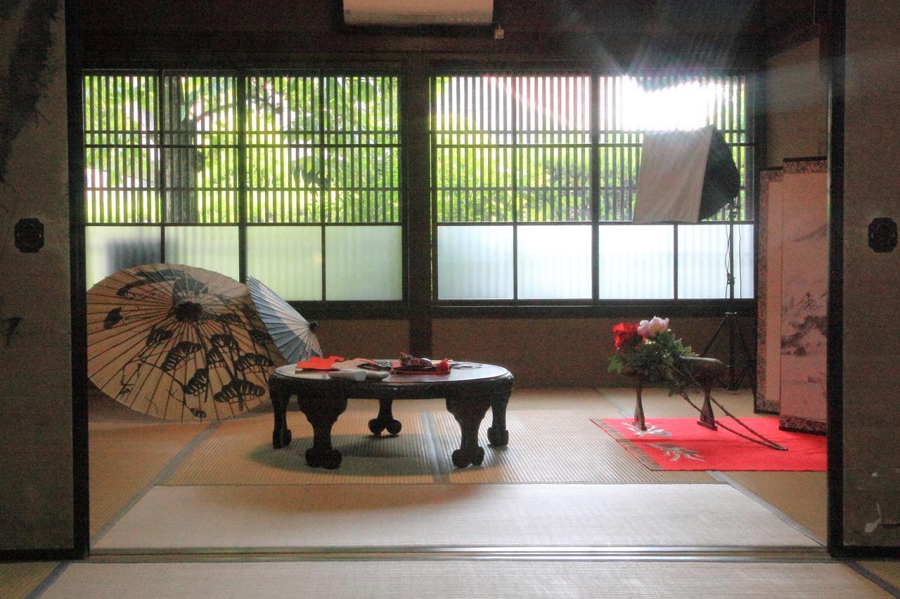 古民家を活用した撮影スタジオ「アスタースクエア 西小路Studio」-1