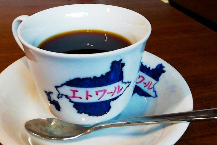 宇久島の観光案内カフェ「えとわーる」で珈琲を飲んでひと休み♡-1