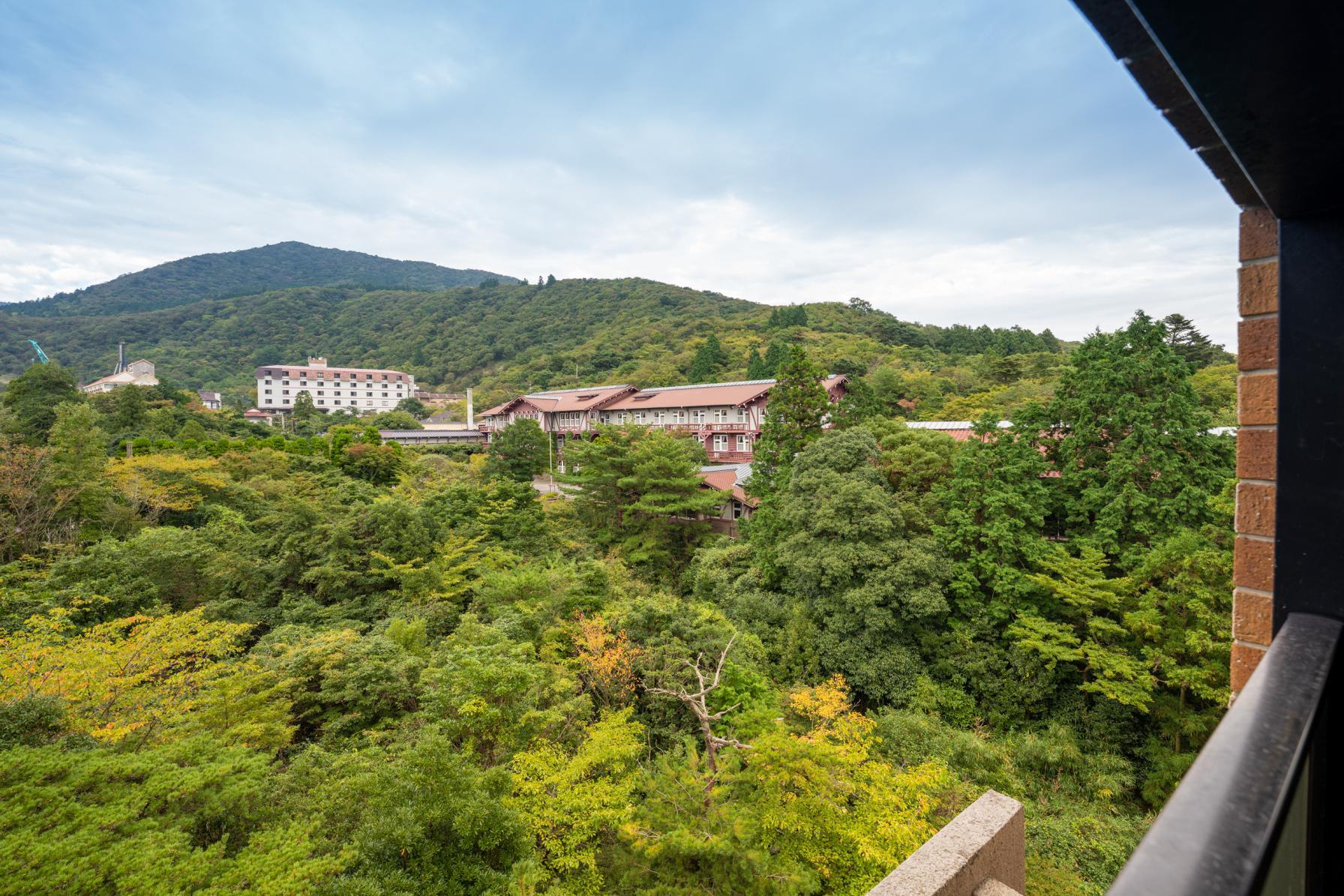雲仙温泉を堪能できる温泉旅館で「ととのう」体験を!-3