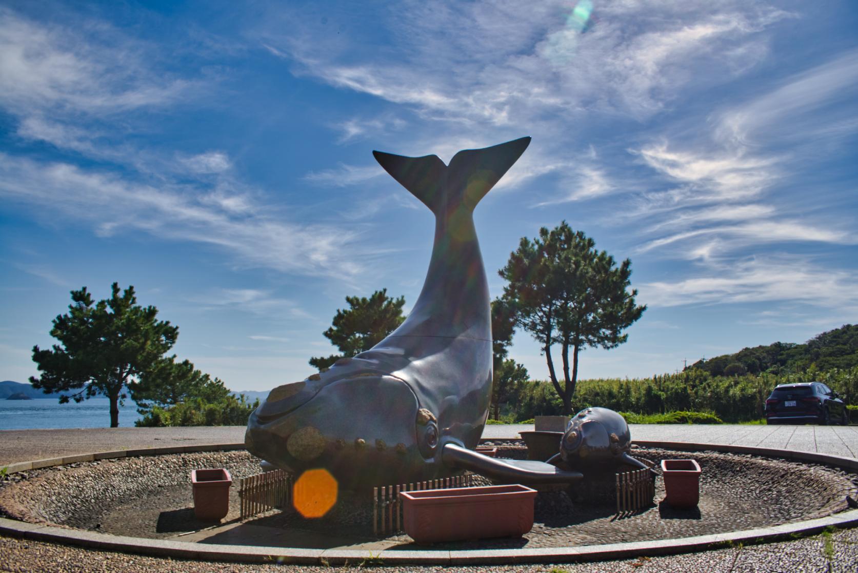 かつて捕鯨の町として栄えた「生月島」-2