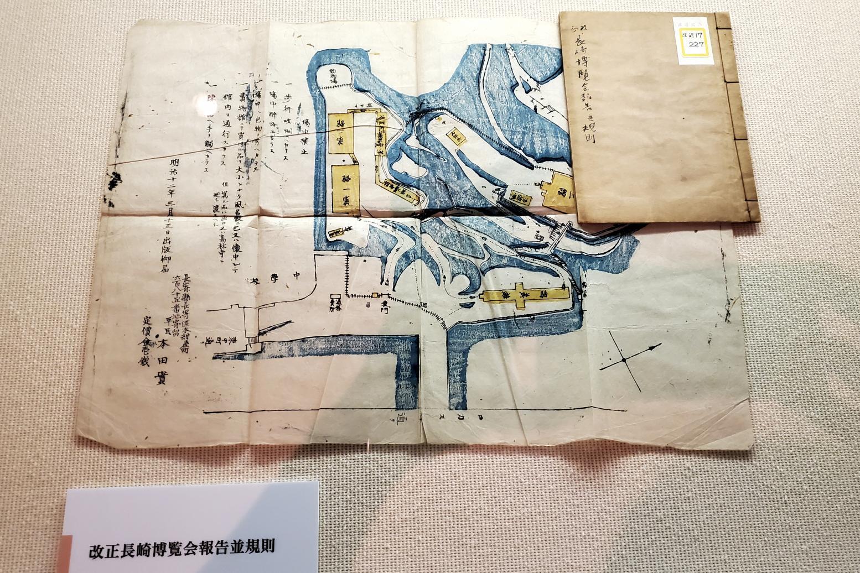 長崎博覧会 1879(明治12)年-0
