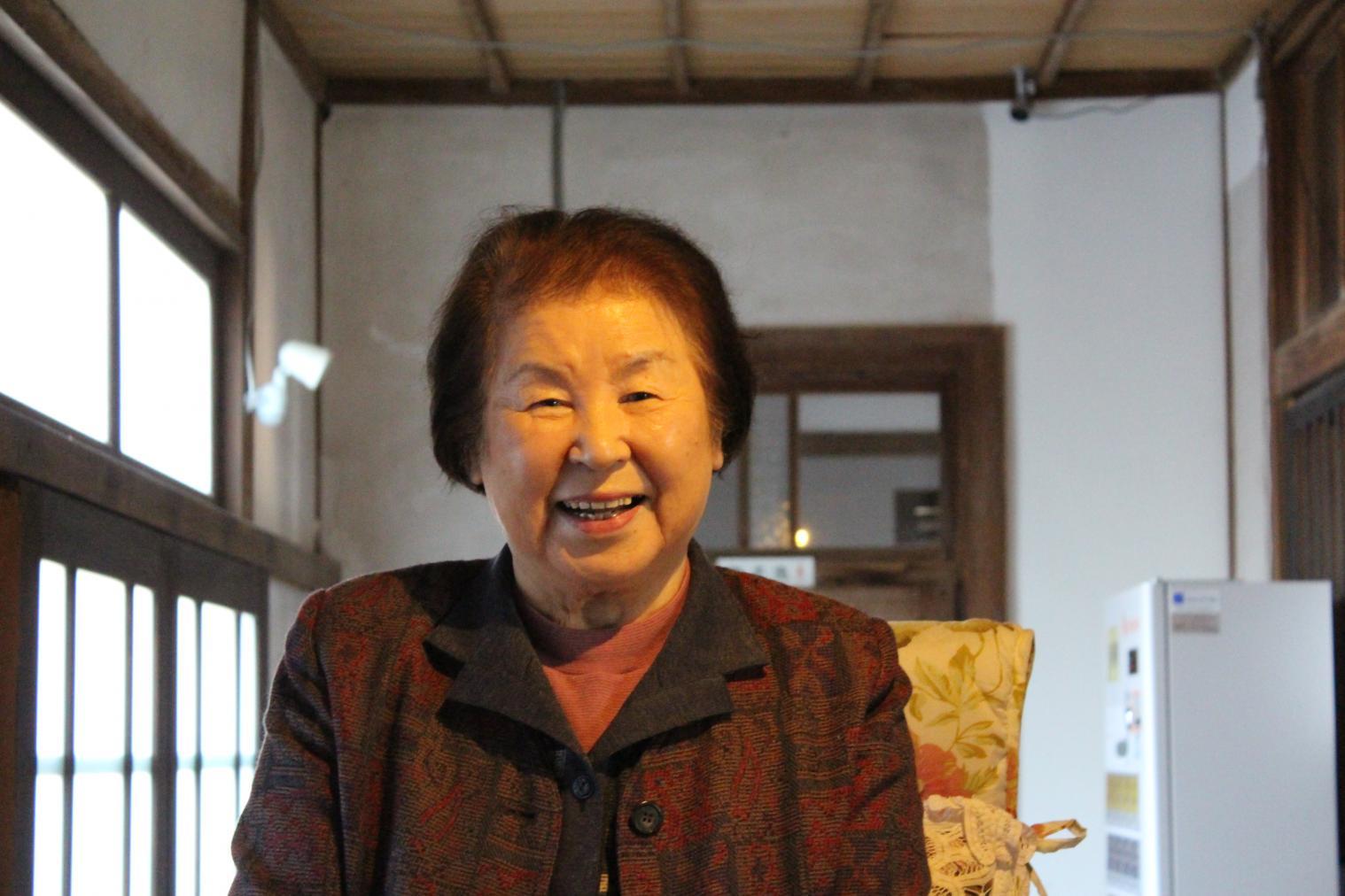 経営者の宅島美代子さんにお話を伺いました。-0