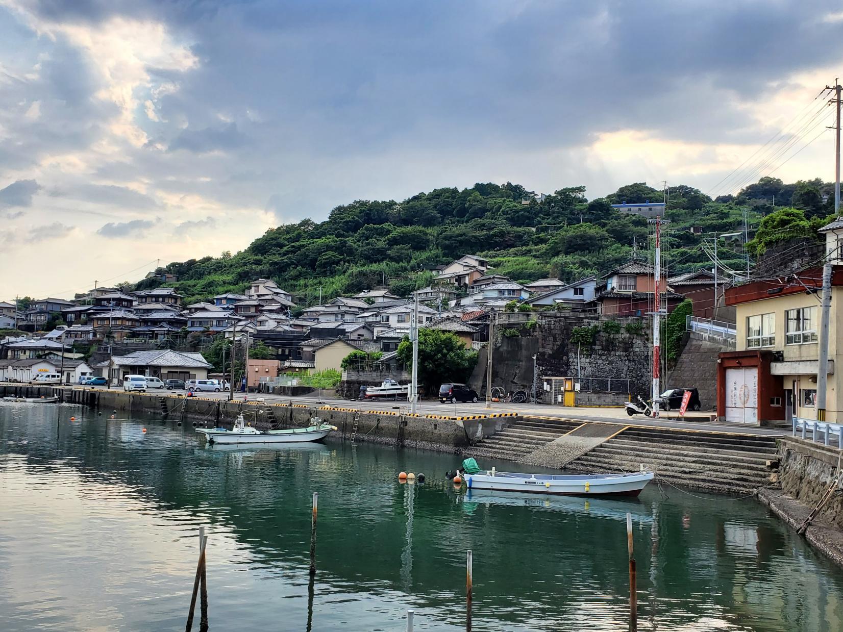 ちょっと寄り道 昭和レトロな漁村「富津集落」-0