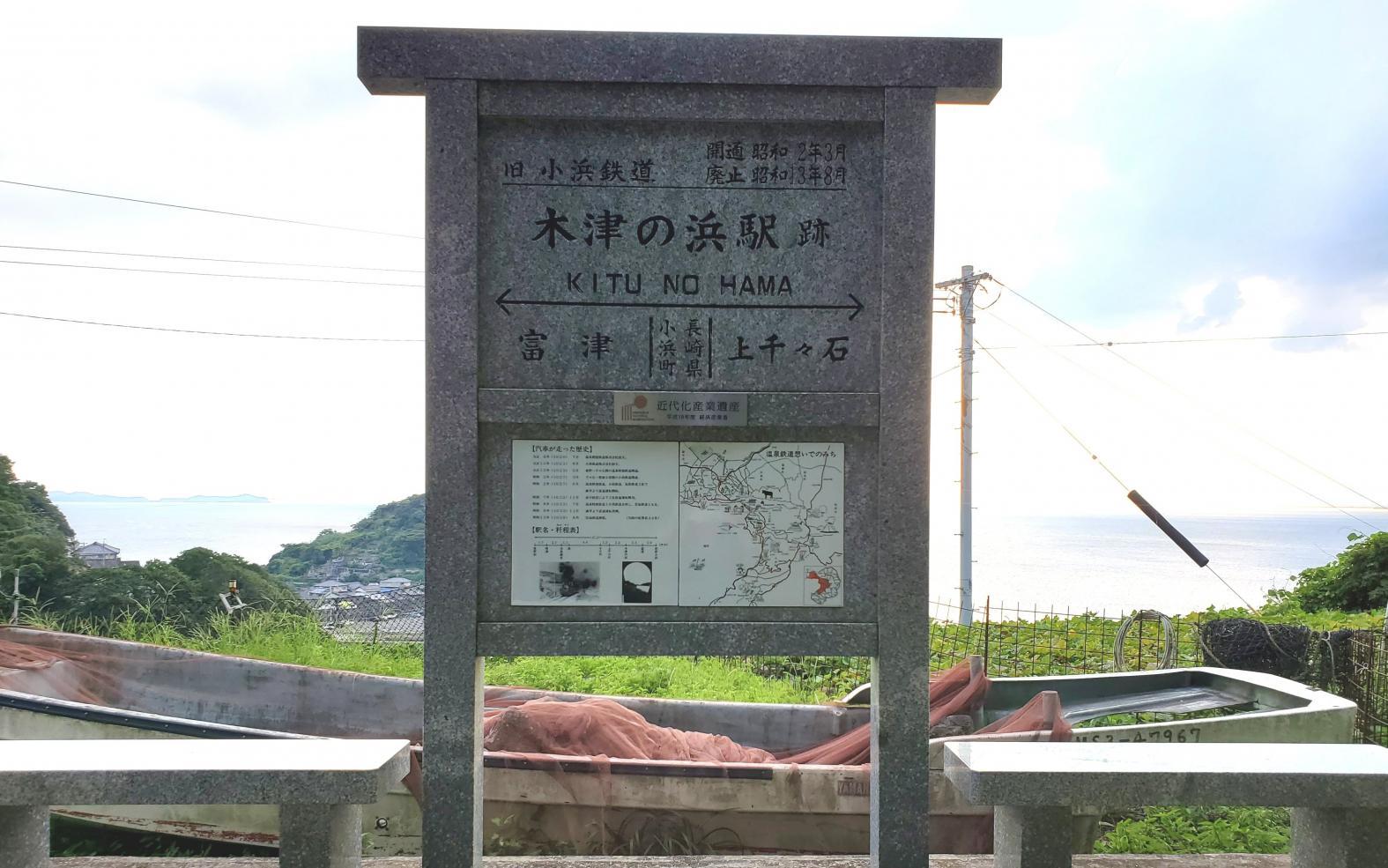 ③「木津の浜駅」跡-0