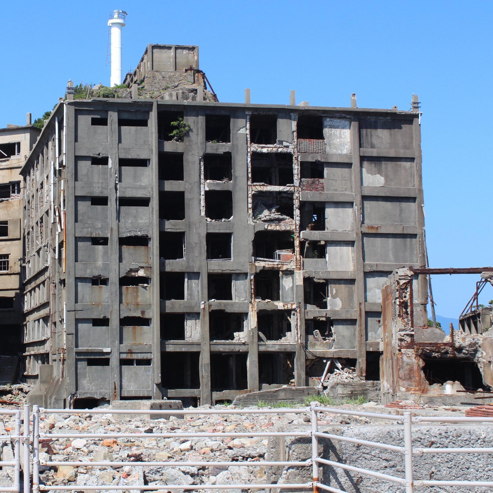 日本最古の鉄筋コンクリートアパート「30号棟」-0