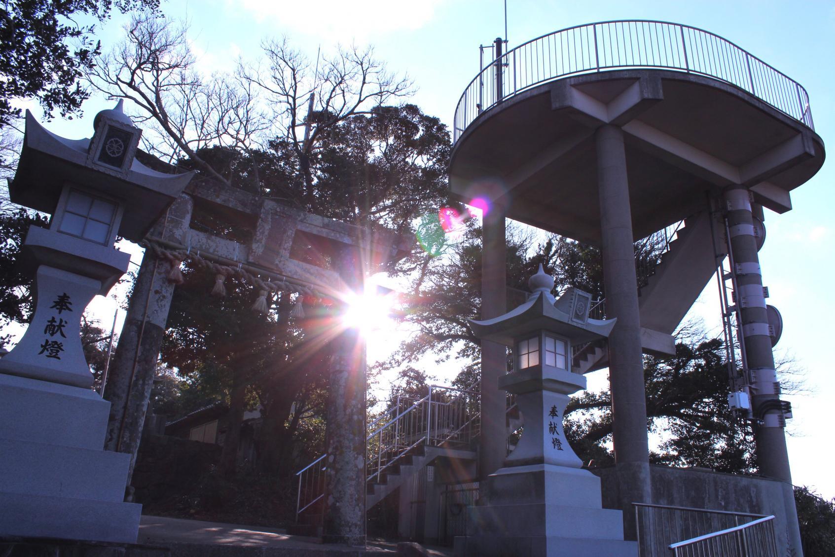 男岳展望台-0