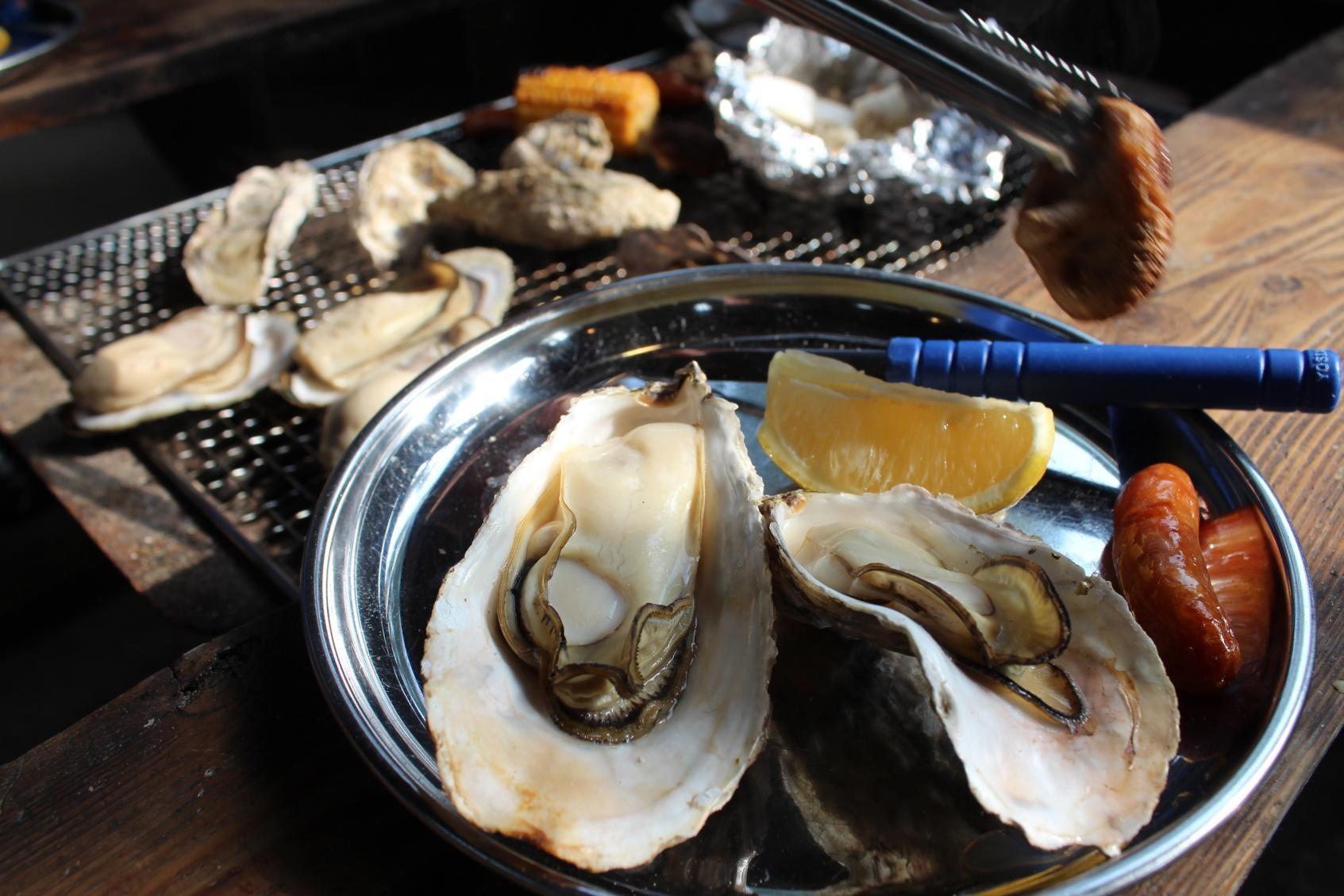 小長井牡蠣(かき)-0