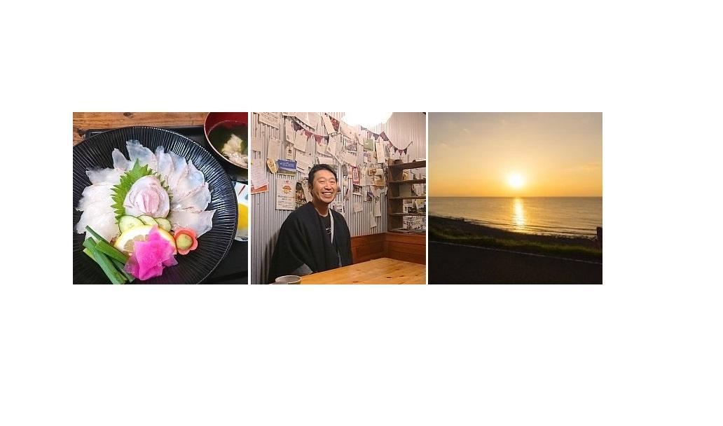 『ながさきのサキへ⇒』③平戸編 トヨタのCMロケ地 最果ての絶景「生月島サンセットウェイ」など-1