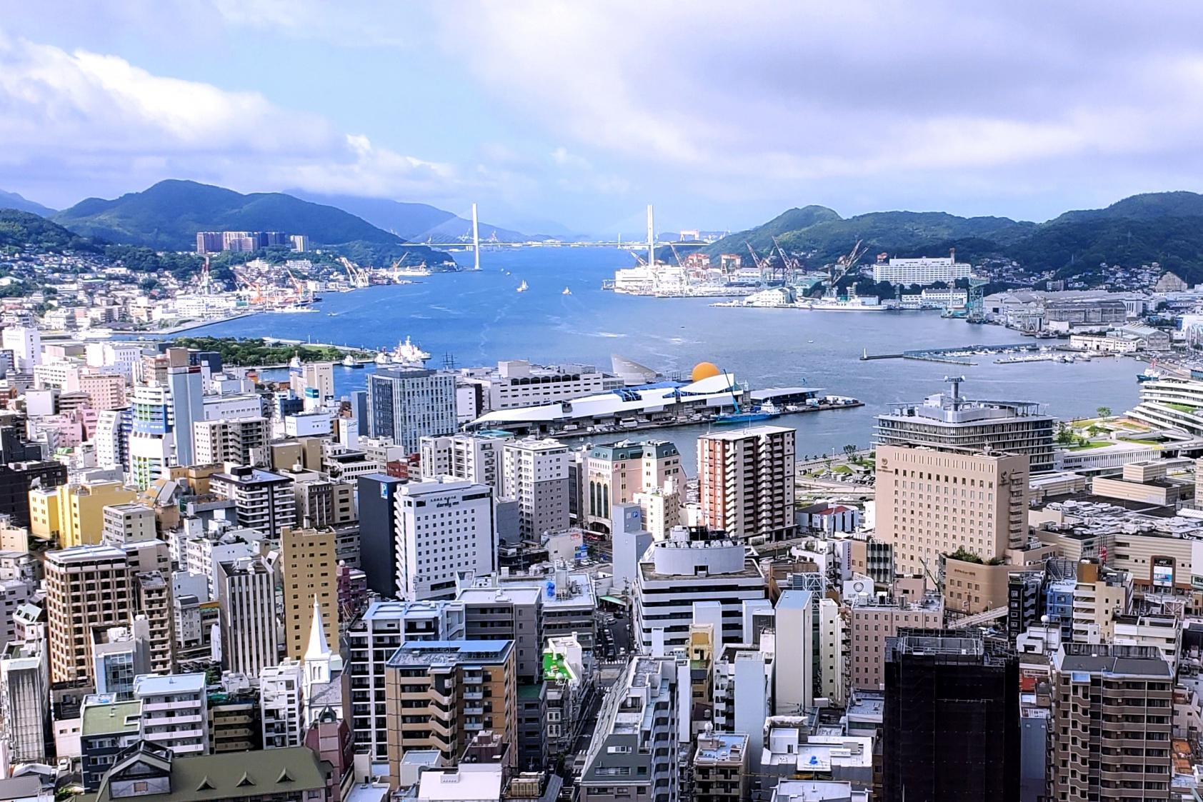長崎開港450周年-1