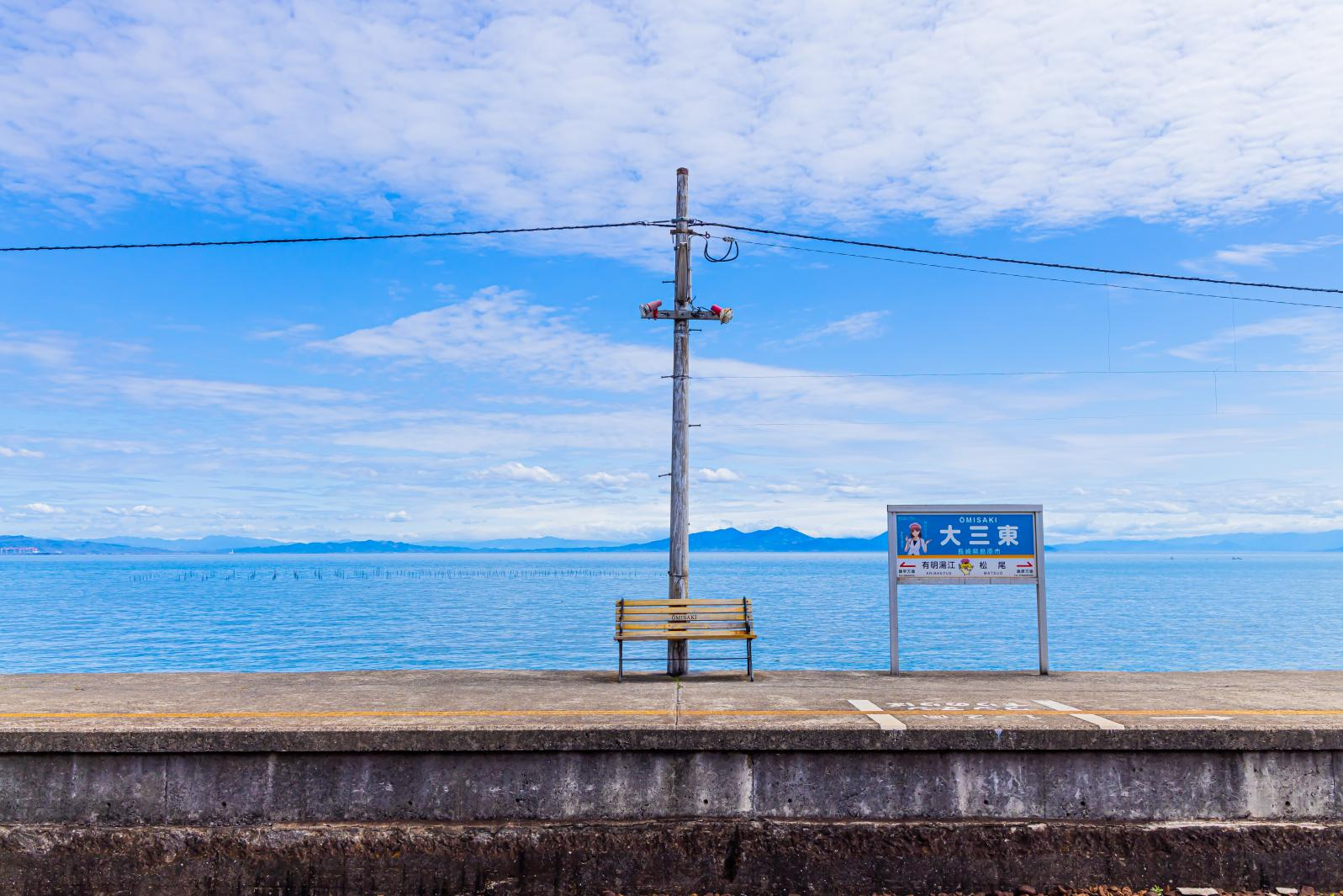 画像提供:島原鉄道(株)