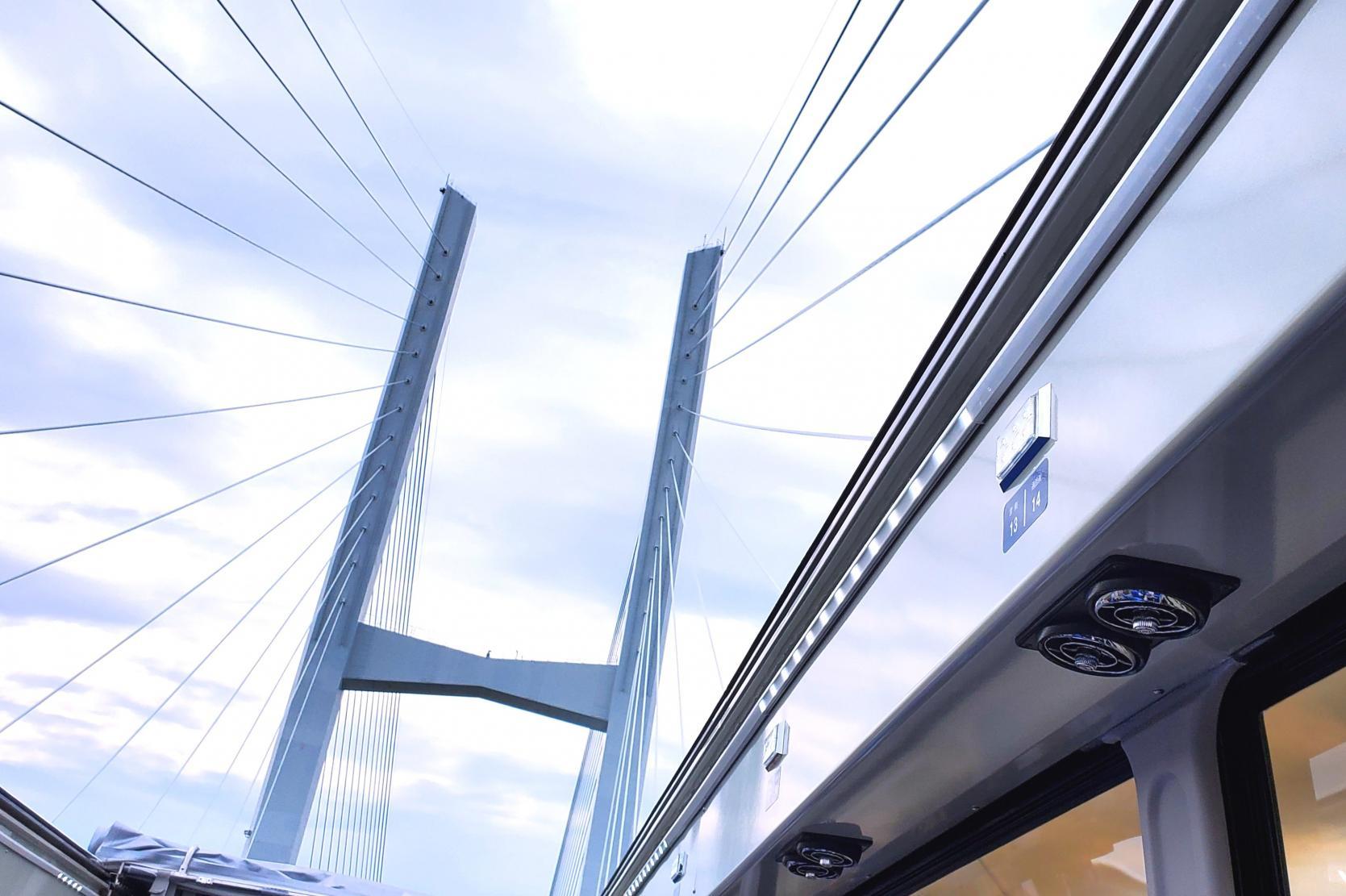 オープン・バス「Sora風バス」で長崎観光-1