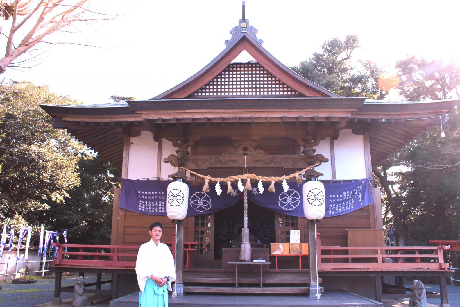 神々の島 壱岐 「男嶽神社・女嶽神社」-1