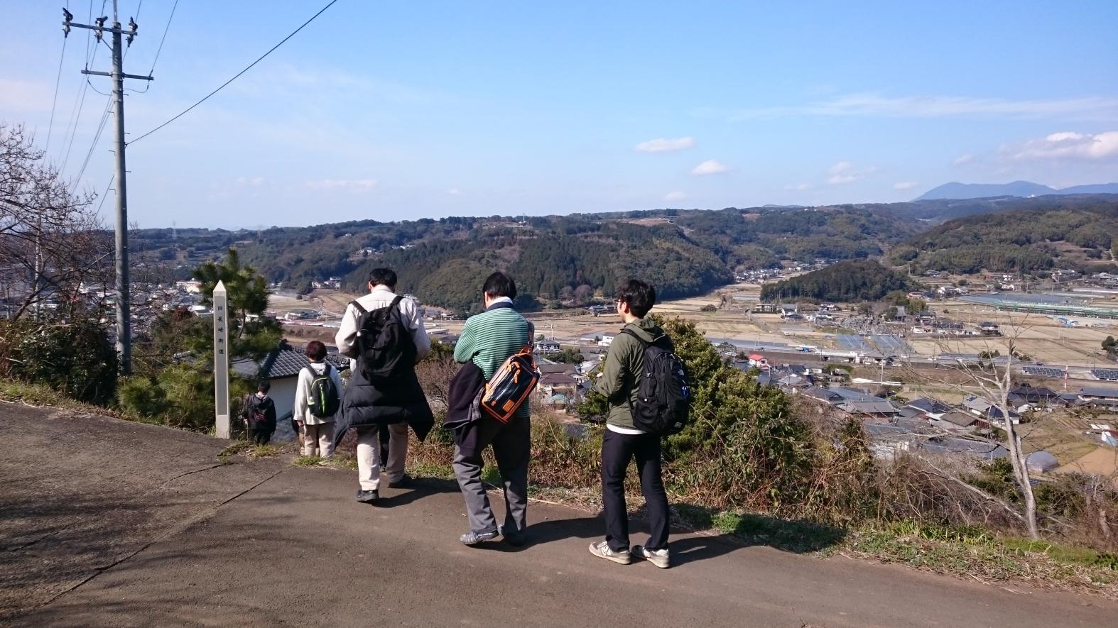 長崎街道をゆく②-1
