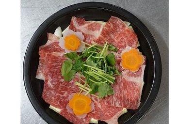 長崎和牛すき焼き