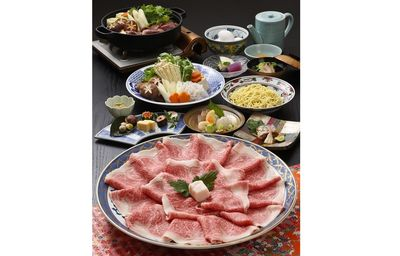 >長崎和牛すき焼き