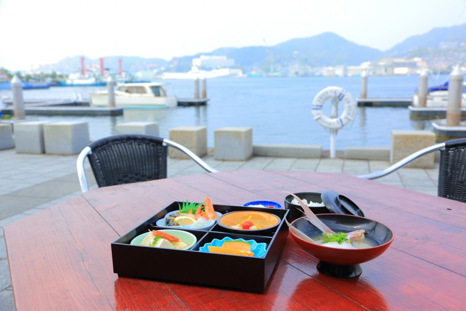 【期間限定】「長崎ならではの素材を使った朝ごはん」と「朝から始めるアクティビティ」をセットにした宿泊プラン「朝たび長崎」-2