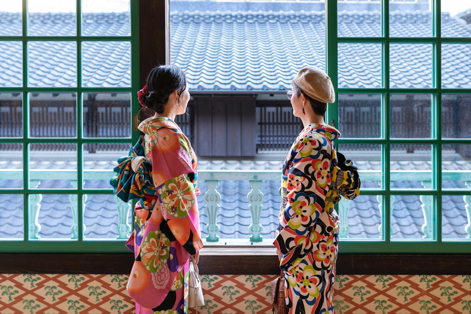 今度の長崎旅は!レトロでアンティークな着物レンタルでめぐる長崎観光のススメ-3