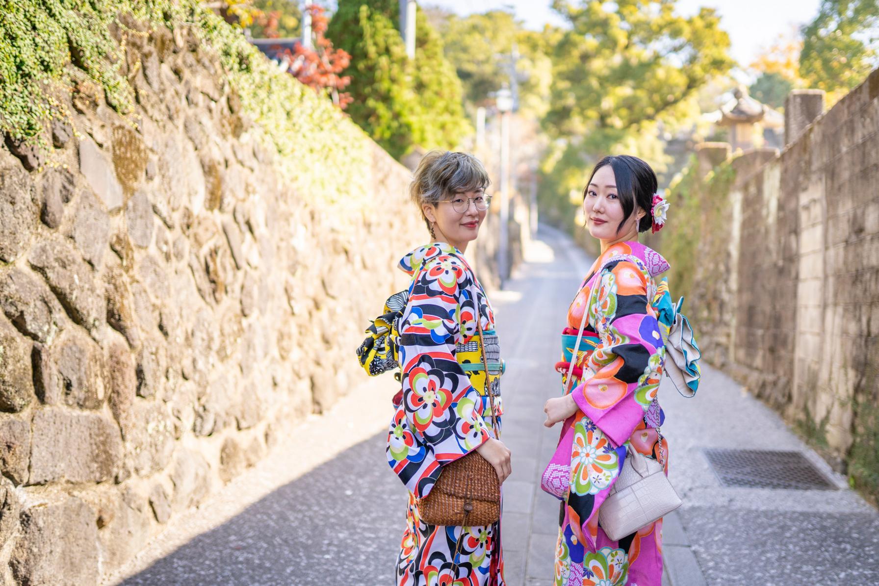 今度の長崎旅は!レトロでアンティークな着物レンタルでめぐる長崎観光のススメ-2
