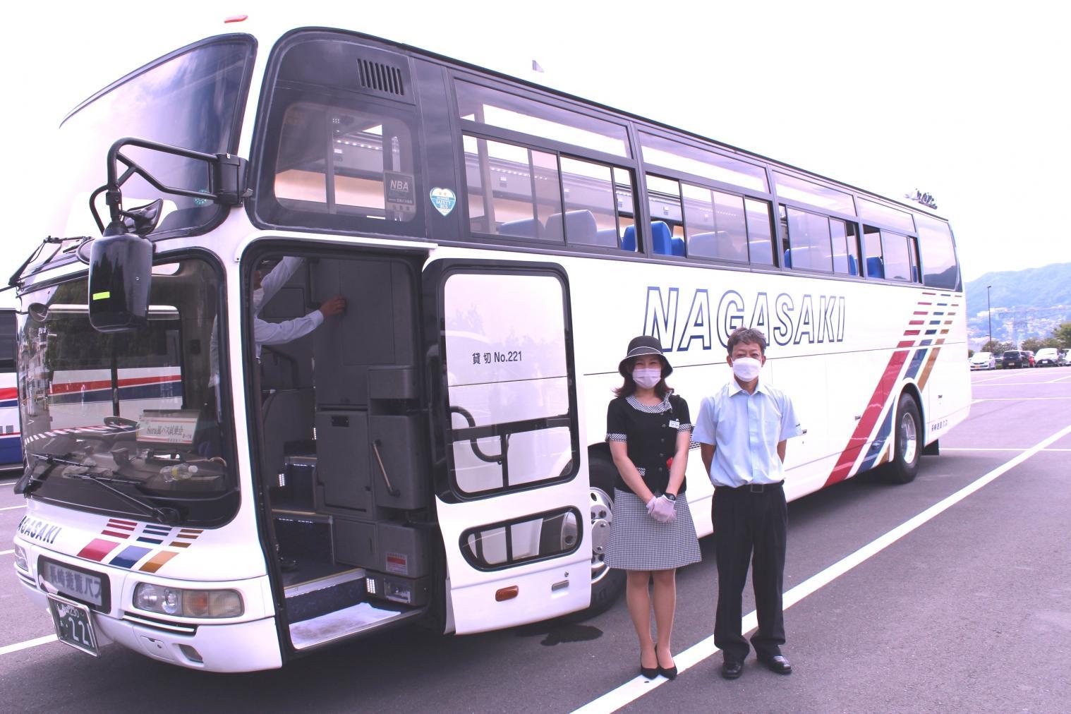 オープン・バス「Sora風バス」-1