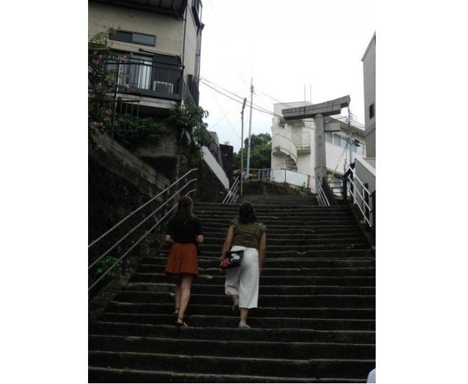 【1日目】 長崎市 一本柱鳥居(山王神社)-1