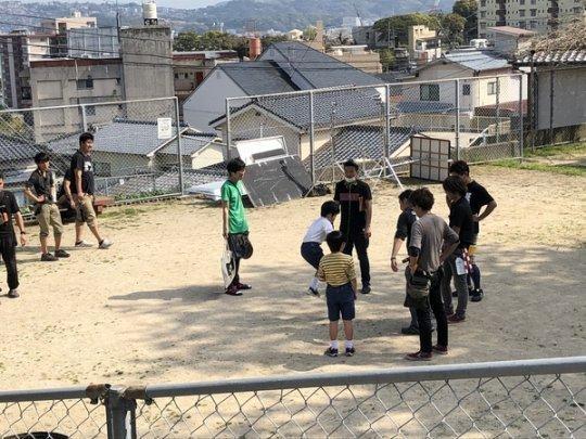 【2日目】矢岳公園-1