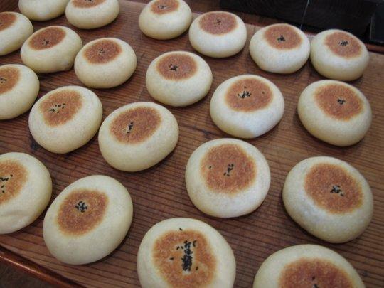 【1日目】16:00 ケーキとパンの店 Pack-1
