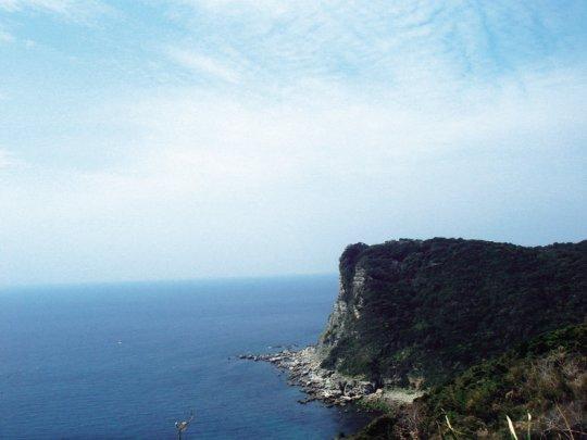 11:00 断崖の見える展望所-1