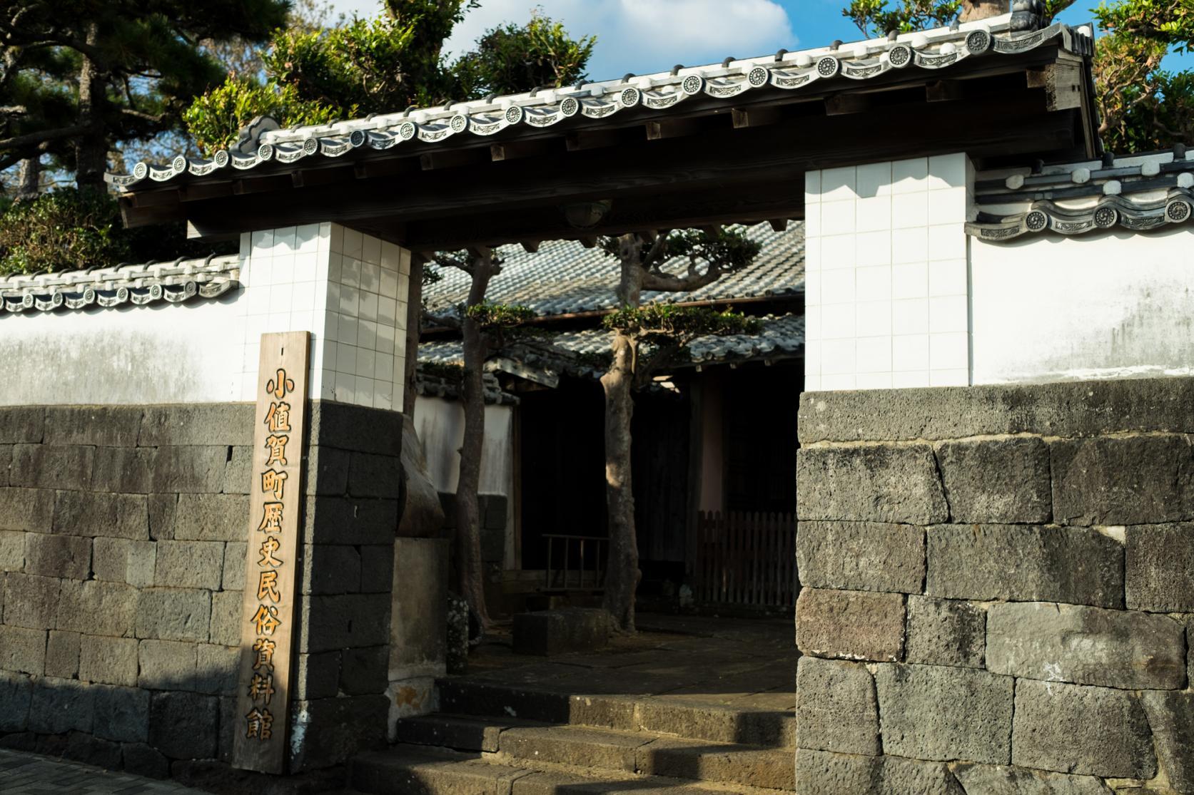 【1日目】小値賀町歴史民俗資料館-1