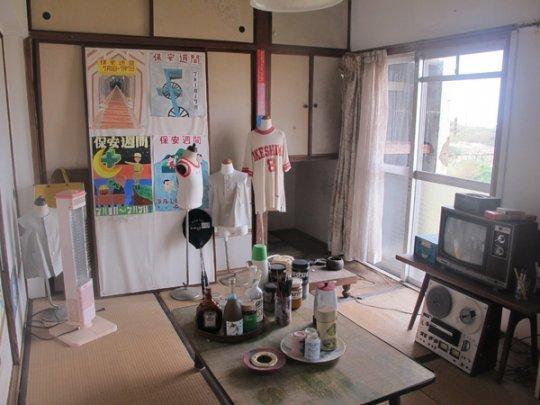 池島のアパート群-1