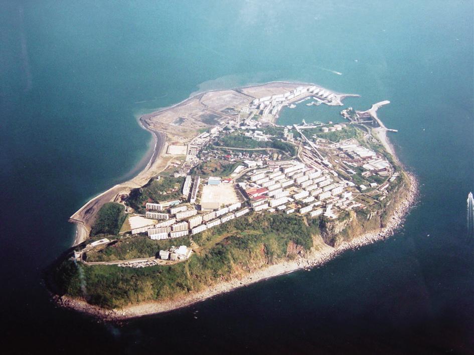 九州最後の炭鉱の島 ―池島炭鉱―-1