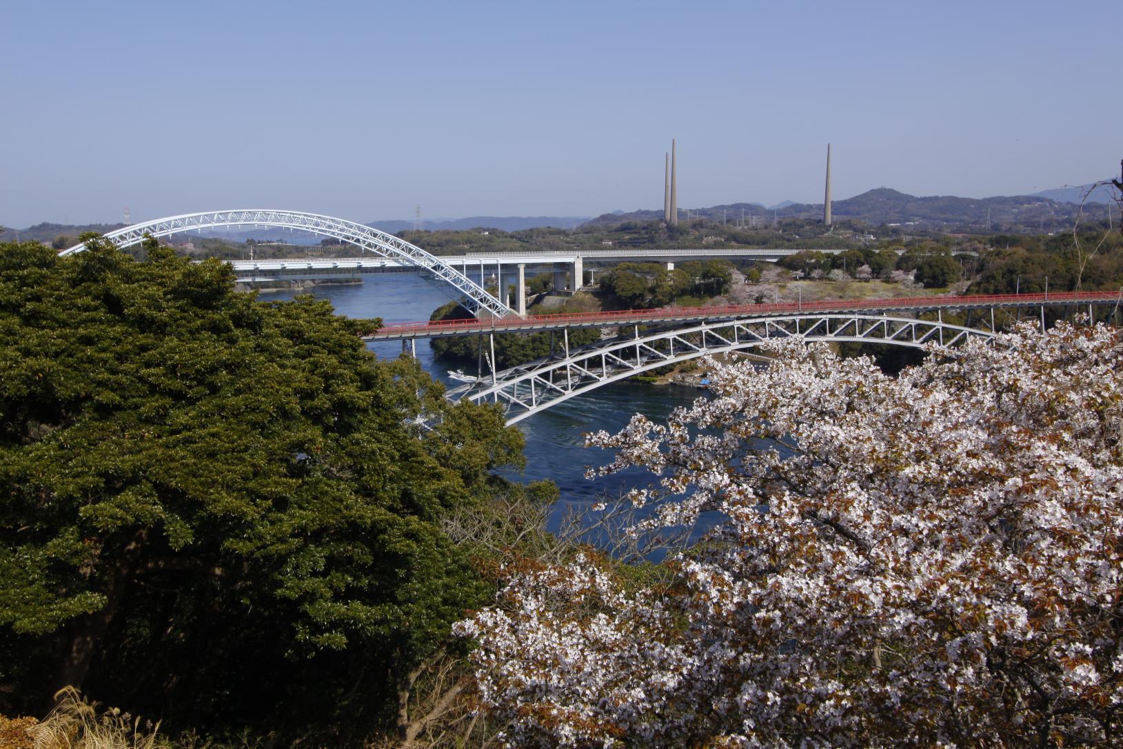 東洋一の長さを誇ったアーチ橋 ―西海橋―-1
