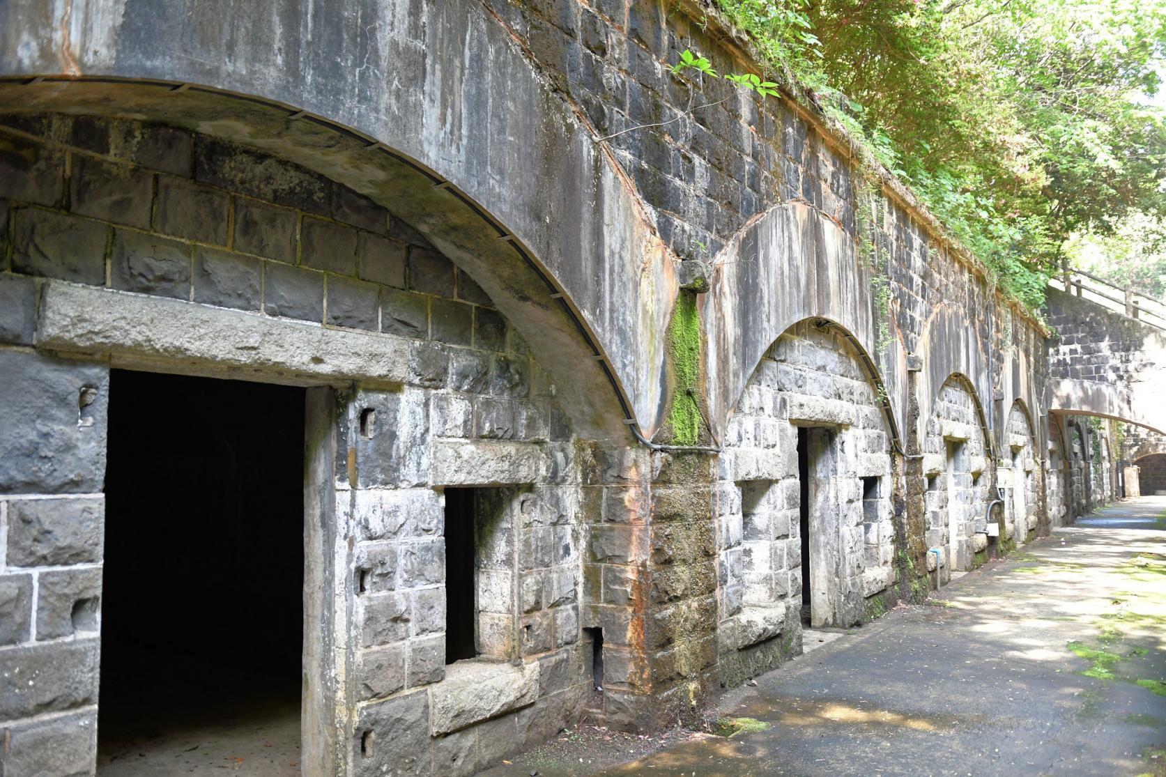 佐世保の港を護った堡塁 ―石原岳堡塁―-1