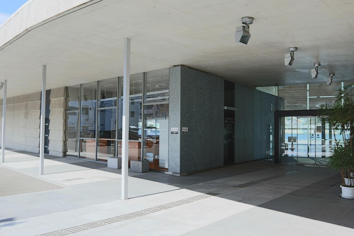 長崎港松が枝国際線ターミナル-1