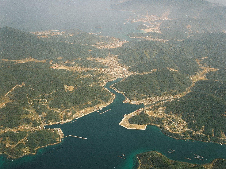 青方港-1
