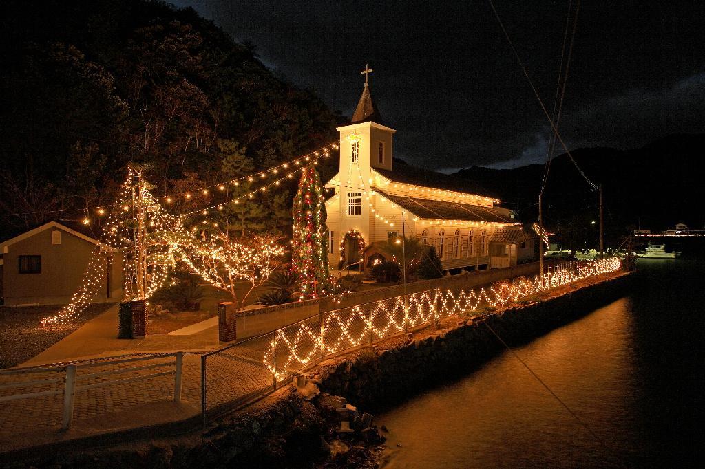チャーチウィークin上五島教会コンサート(新上五島町)-1