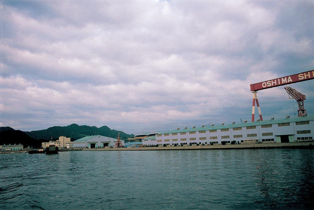 【2日目】15:00 大島造船所-1