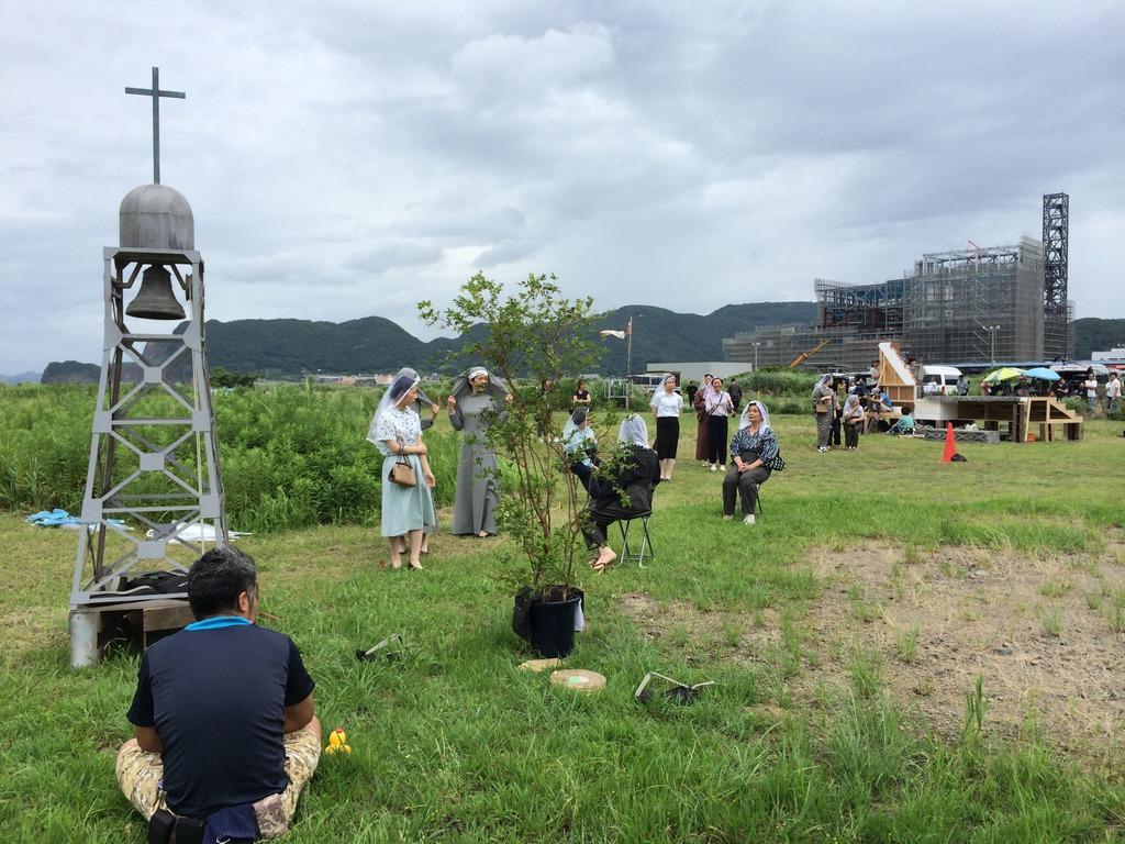 神ノ島工業団地(セット撮影)-1
