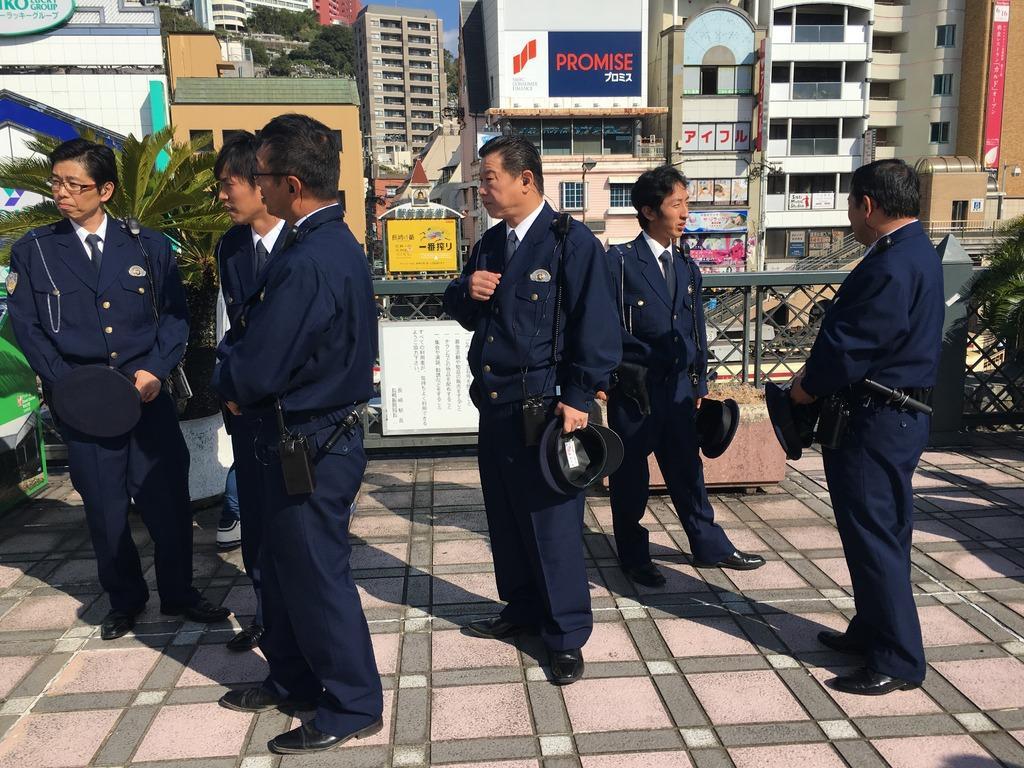 長崎駅前高架広場-1
