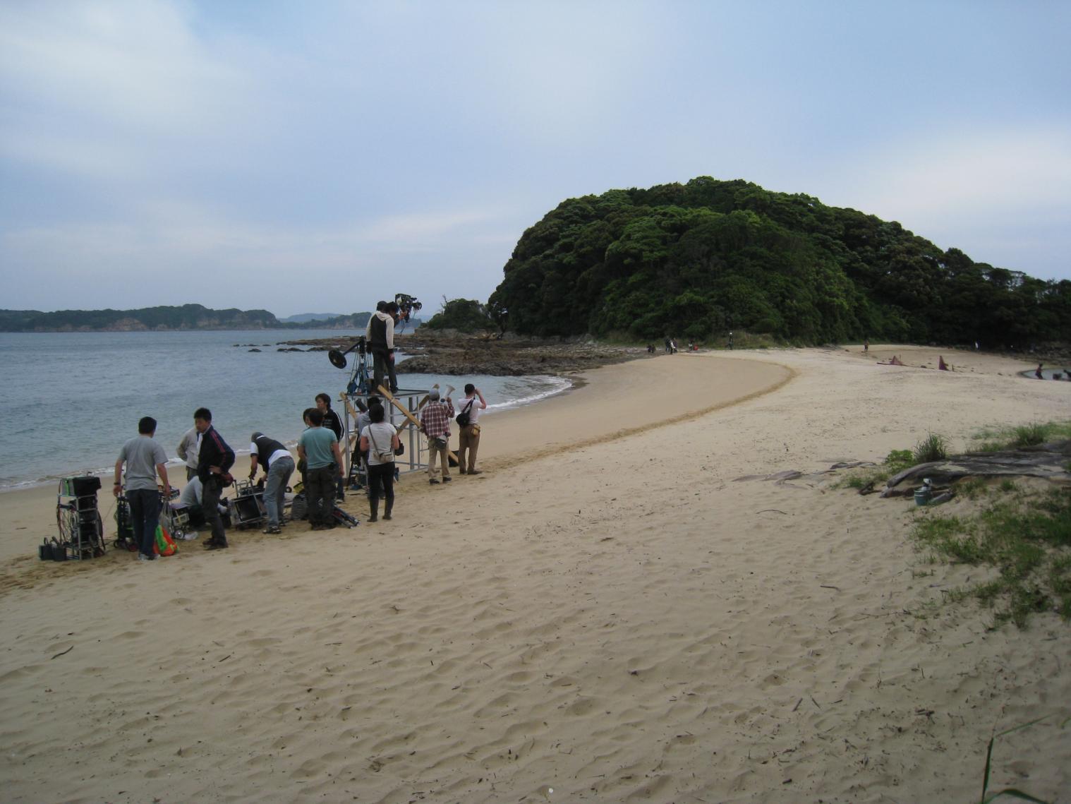 【ロケ地】浅子海岸-1