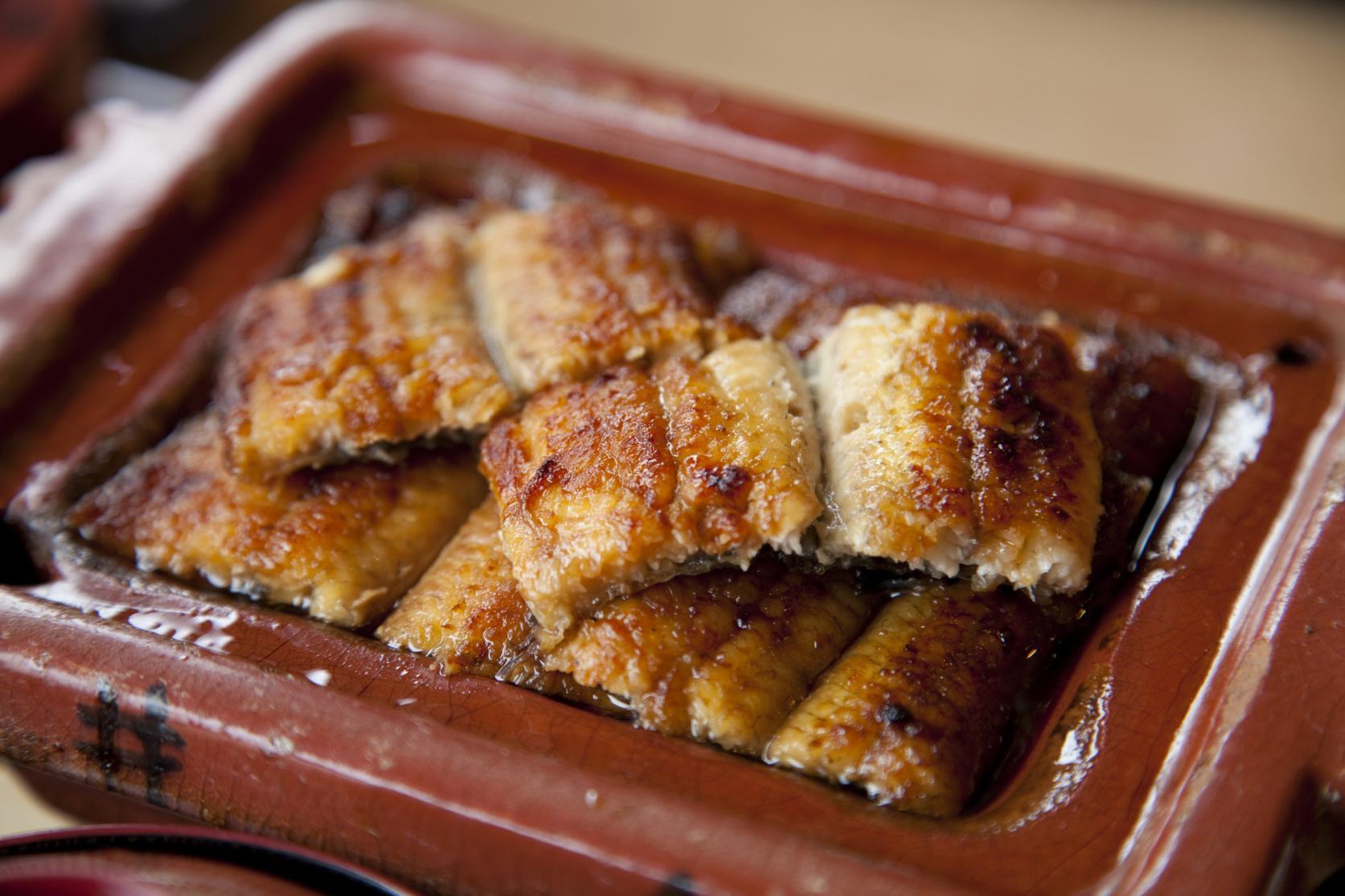 【第3天】鳗鱼料理-1