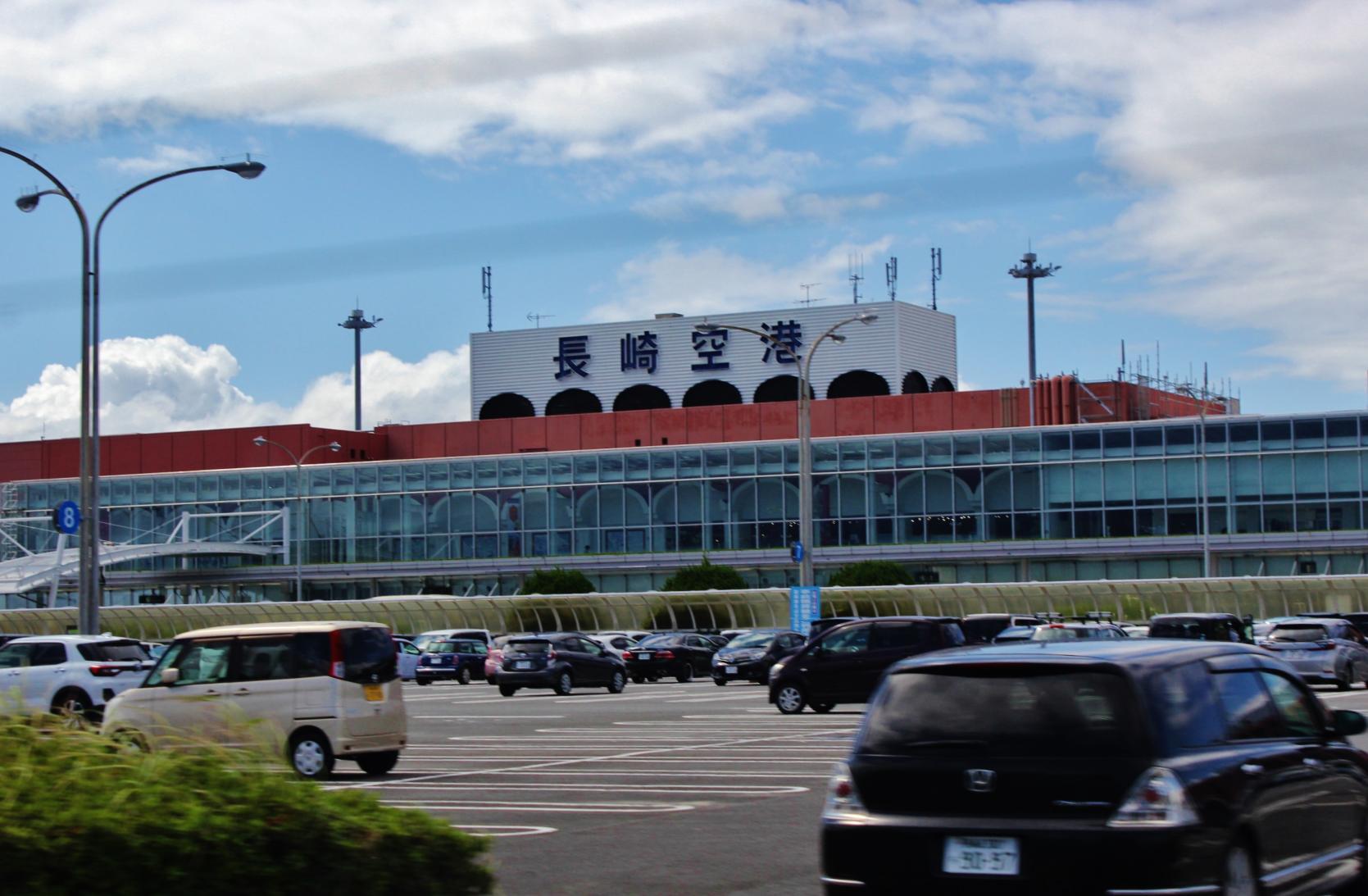 【第3天】长崎机场-1