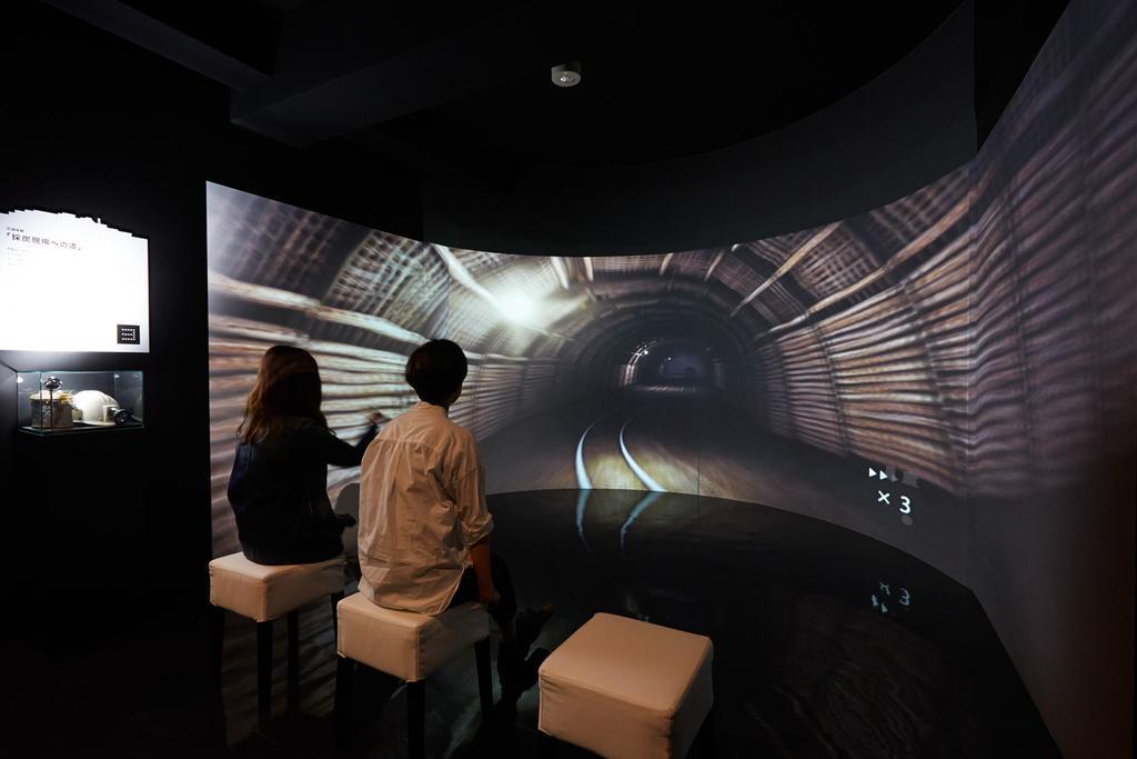 【Day 2】Gunkanjima Digital Museum-1