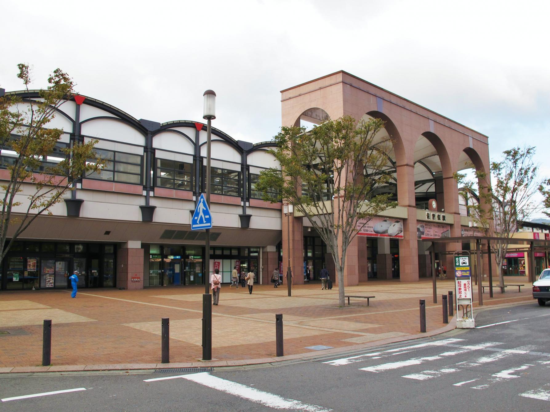 【第2天】佐世保车站-1